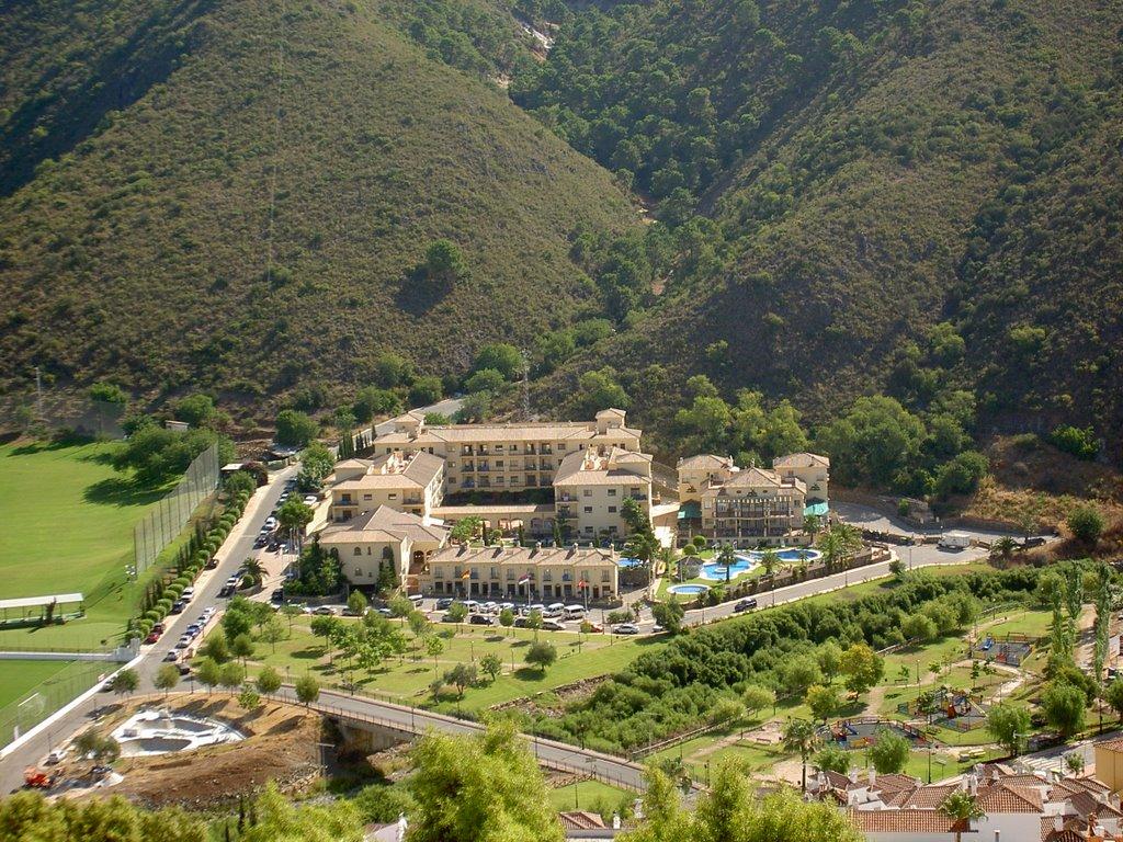 Hotels In Benahavis Spain