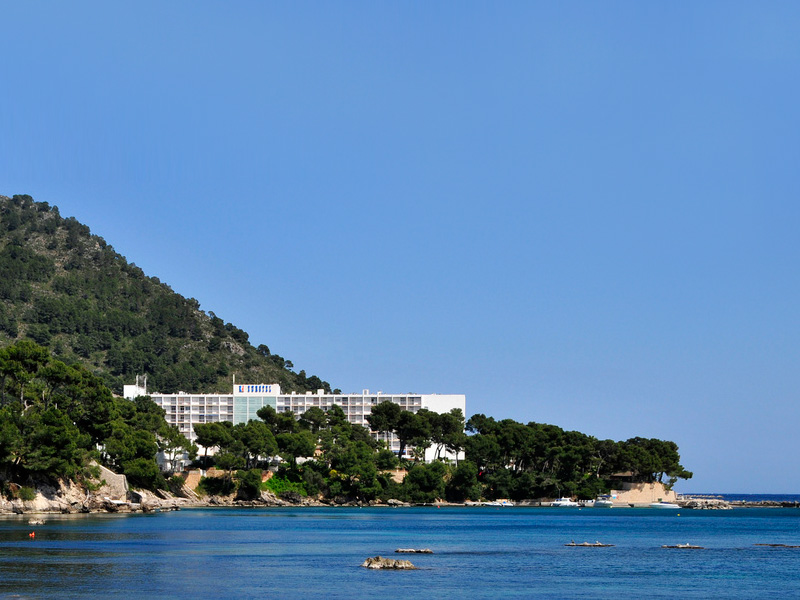 Eurotel Punta Rotja Hotel Cheap Golf Holidays In Spain