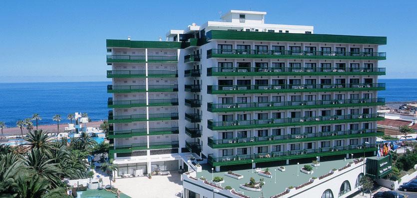 Sol hotel puerto playa - Hotel sol puerto playa tenerife ...