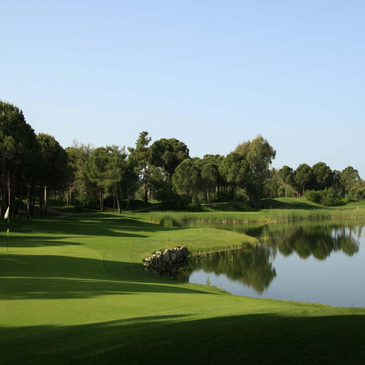 Antalya Golf Club, Belek, Antalya, Turkey