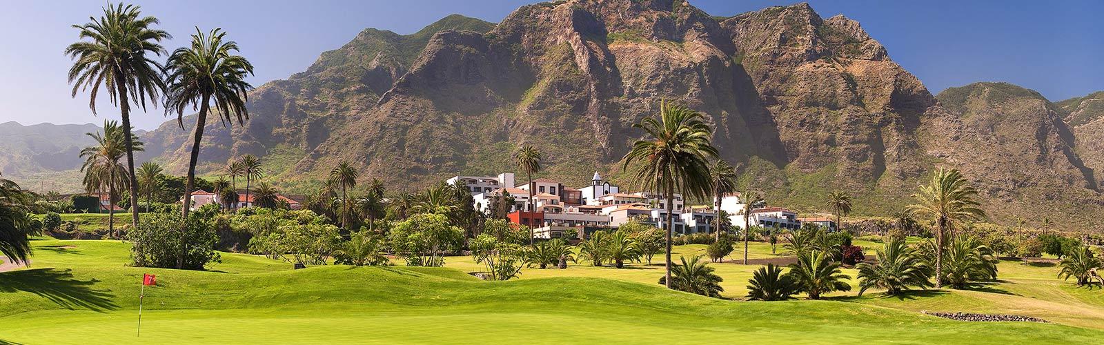A - Tenerife